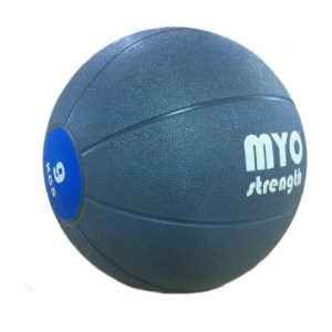 MYO Strength Medicine Ball 9KG