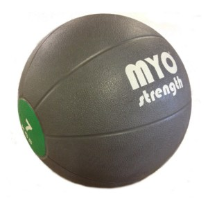 MYO Strength Medicine Ball 7KG
