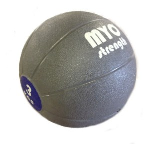 MYO Strength Medicine Ball 3KG