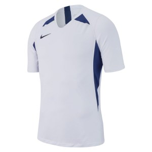 Nike Legend Short Sleeve Jersey White-Midnight Navy-Midnight Navy