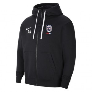 Nike Team Club 20 Fleece Full-Zip Hoodie (M)