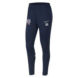 Nike Womens Academy 21 Tech Knit Pants (W) Obsidian-White-White-White