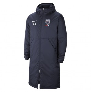 Nike Park 20 Winter Jacket (M) Obsidian-White