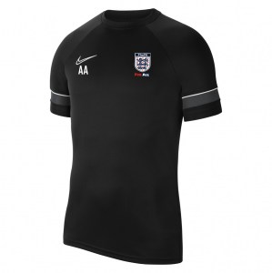 Nike Academy 21 Training Top (M) Black-White-Anthracite-White
