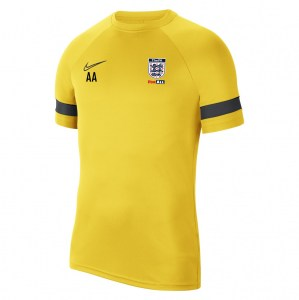 Nike Academy 21 Training Top (M) Tour Yellow-Black-Anthracite-Black