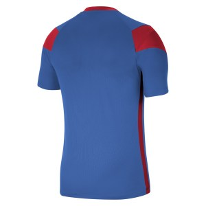 Nike Park Derby III Short-Sleeve Jersey Royal Blue-University Red-White