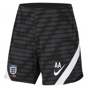 Nike Strike Knit Shorts (W) Black-Anthracite-White-White