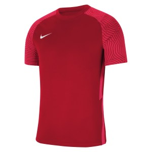 Nike Strike II Jersey (M) University Red-Bright Crimson-White