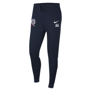 Nike Strike Fleece Pants Obsidian-White-White