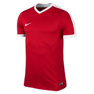 Nike Striker Iv Short Sleeve Shirt University Red-University Red-White-White