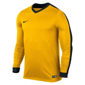 Nike Striker Iv Long Sleeve Football Shirt University Gold-University Gold-Black-Black