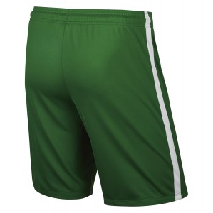 Nike League Knit Short Pine Green-White-White