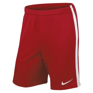 Nike League Knit Short University Red-White-White
