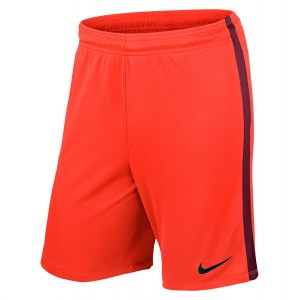 Nike League Knit Short Bright Crimson-Deep Garnet-Black