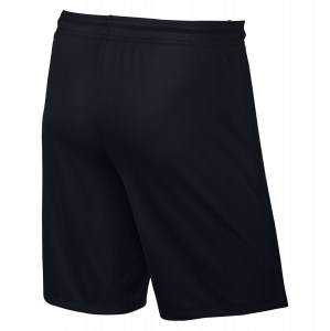 Nike Park II Knit Short Black-White