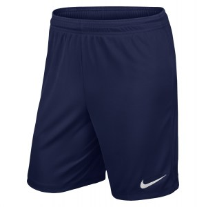 Nike Park II Knit Short Midnight Navy-White