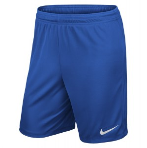 Nike Park II Knit Short Royal Blue-White
