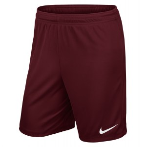 Nike Park II Knit Short Team Red-White