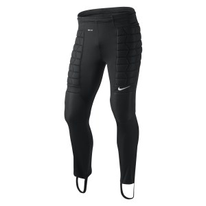 Nike Padded Goalkeeper Trousers Black-Black-White-1-2149-127