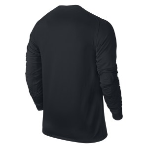 Nike Park II Long Sleeve Football Goalkeeper Shirt Black-White-2