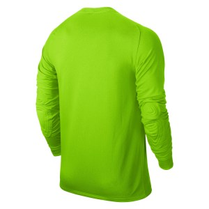 Nike Park II Long Sleeve Football Goalkeeper Shirt Electric Green-Black-2