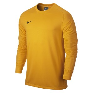 Nike Park II Long Sleeve Football Goalkeeper Shirt University Gold-Black-1
