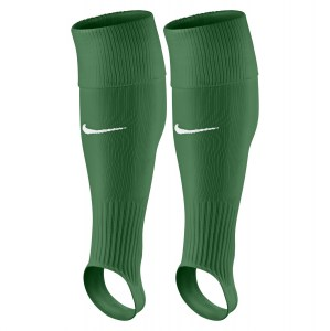 Nike Stirrup Game III Sock Pine Green-White