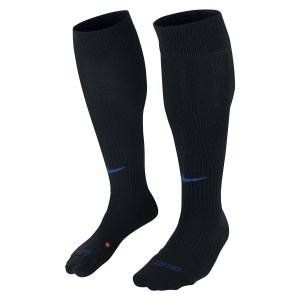Nike Classic II Socks Black-Royal Blue