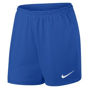 Nike Womens Park Short (w) Royal Blue-White