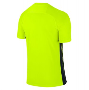 Nike Precision Iv Short Sleeve Shirt Volt-Midnight Navy-Black
