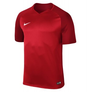 Nike Trophy III Short Sleeve Shirt University Red-Gym Red-Gym Red-White