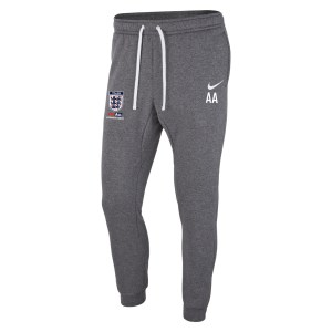 Nike Team Club 19 Pant Charcoal Heathr-White-White