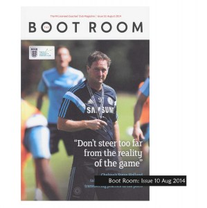 FA Boot Room Issue 10: Don't Steer Too Much - Magazine Misc-1-2092-4437