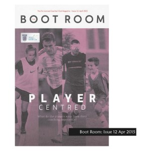 FA Boot Room Issue 12: Player Centred - Magazine Misc-1-2096-4439